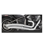 Vance & Hines Big Radius 2-Into-2 Exhaust for Vulcan VN900 2006+