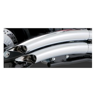 Vance & Hines Big Radius 2-Into-2 Exhaust for XVS1300 Stryker 2011