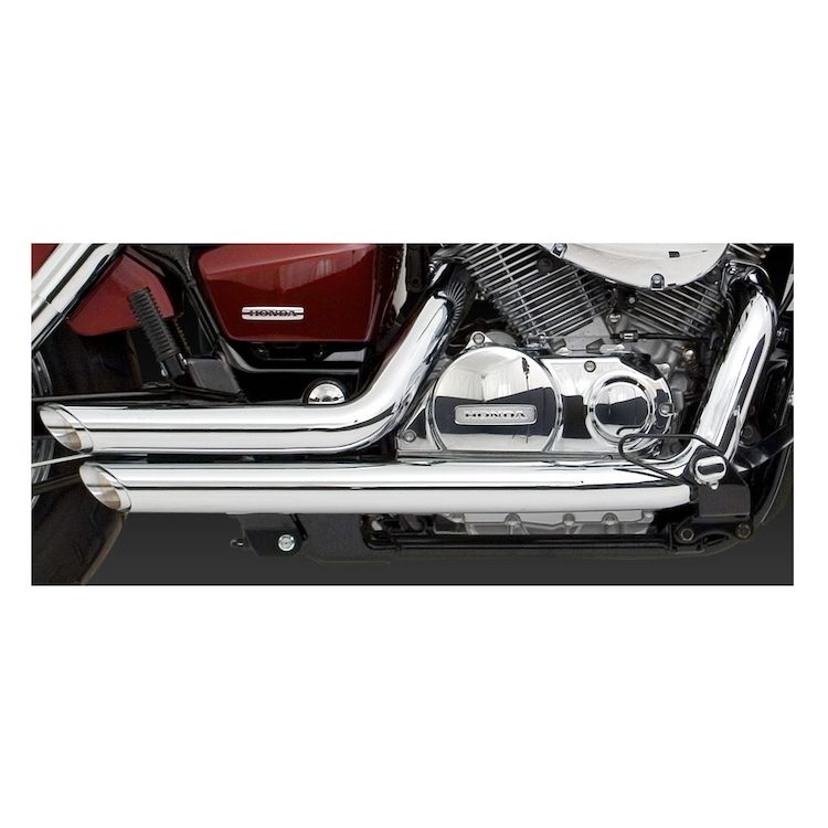 Vance Hines Shortshots Staggered Exhaust Honda Shadow 750 2004 2018