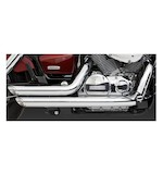 Vance & Hines Shortshots Staggered Exhaust Shadow 750 2004-2015