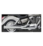 Vance & Hines 2-Into-1 Pro Pipe HS for Shadow Sabre VT1100 2000-2007