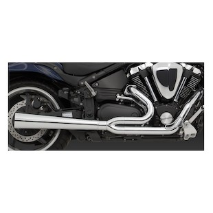 Vance & Hines 2-Into-1 Pro Pipe HS Exhaust For Metric Cruiser