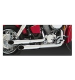 Vance & Hines Cruzers Exhaust For Honda Shadow Ace VT750C 1998-2003