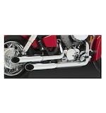 Vance & Hines Cruzers Exhaust Honda Shadow Ace VT750C 1998-2003