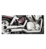Vance & Hines Cruzers Exhaust for Honda VTX1300R/VTX1300C/VTX1300S 2003-2009