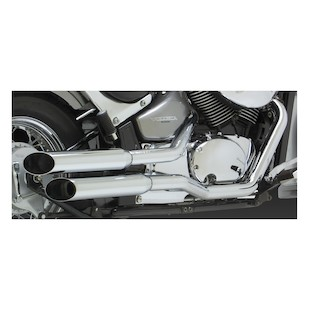 Vance & Hines Cruzers Exhaust for Intruder Volusia VL800 2001-2008 & Boulevard M50/C50 2005-2008