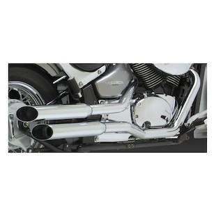 Vance & Hines Cruzers Exhaust Suzuki Intruder Volusia VL800 / Boulevard M50/C50