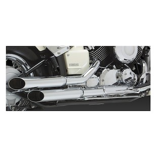 Vance & Hines Cruzers Exhaust for V-Star XV650 1998-2003