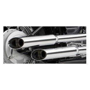 Vance & Hines Cruzers Exhaust For Yamaha V-Star 650 2004-2010