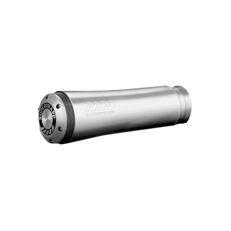 Supertrapp Racing Series Tunable Aluminum Exhaust DR250/250S 1990-1995 & DR350/350S 1990-1999