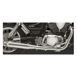 Vance & Hines Classics II Slip-On Exhaust for Intruder VS700/VS800 1987-2005
