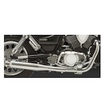 Vance & Hines Classics II Slip-On Mufflers For Suzuki Intruder VS700/VS800 1987-2005