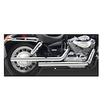 Vance & Hines Straightshots HS Exhaust Honda Shadow 750 Aero / Spirit C2