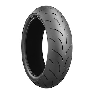 Bridgestone BT015 High Performance Radial Rear Tires CBR1000RR 08-11