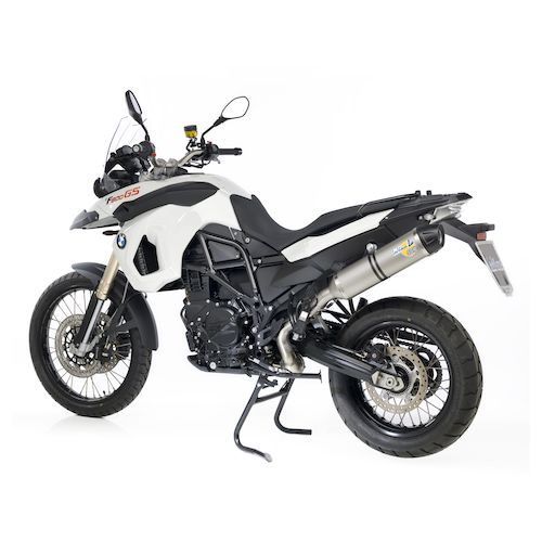leovince lv one evo ii slip on exhaust bmw f650gs f700gs. Black Bedroom Furniture Sets. Home Design Ideas