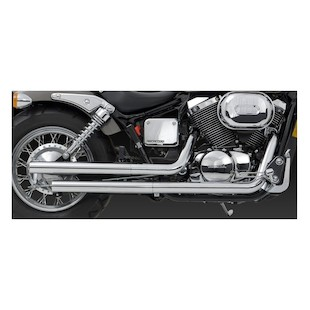 Vance & Hines Straightshots Exhaust for Shadow Spirit 750DC 2001-2007
