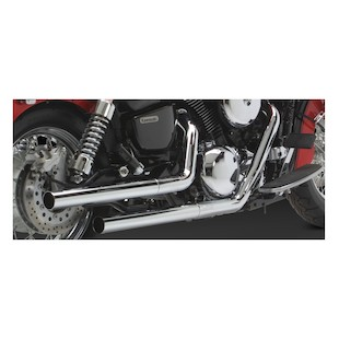 Vance & Hines Straightshots Exhaust for Vulcan Classic VN1500D/E/N 96-08 & VN1500P Mean Streak 2002-2003