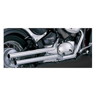 Vance & Hines Straightshots Exhaust for Intruder Volusia VL800 2001-2004 & Boulevard C50/M50 2005-2008