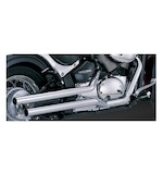 Vance & Hines Straightshots Exhaust for Intruder Volusia VL800 2001-2004 & Boulevard C50/M50 2005-2008