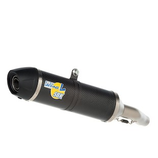 Leo Vince LV-One EVO II Slip-On Exhaust BMW R1200GS 2010-2012
