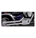 Vance & Hines Straightshots Exhaust for Intruder VL1500LC 1998-2004