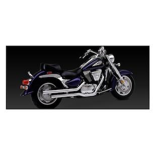 Vance & Hines Straightshots Original Exhaust For Suzuki Intruder VL1500LC 1998-2004