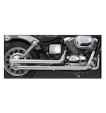 Vance & Hines Straightshots Exhaust For Metric Cruiser