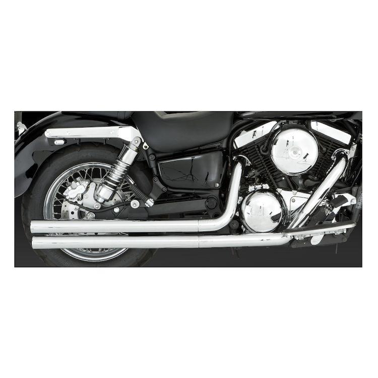 Vance & Hines Longshots Exhaust Kawasaki VN1500 Mean Streak / Classic