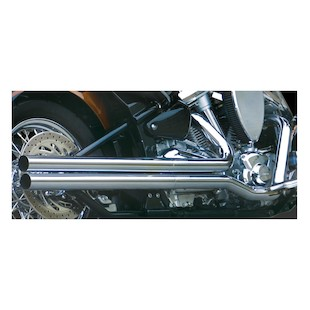 Vance & Hines Longshots Exhaust For Yamaha Road Star XV1600 1999-2003