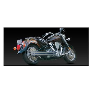 Vance & Hines Longshots Exhaust Yamaha Road Star XV1600 1999-2003