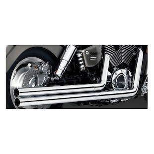 Vance & Hines Longshots Exhaust For Metric Cruiser