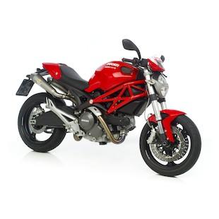Leo Vince GP Style EVO II Slip-On Exhaust Ducati Monster 696/ 796/ 1100
