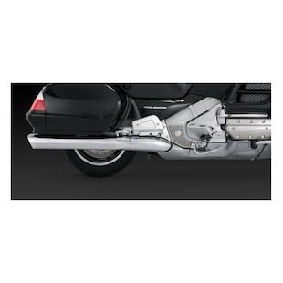 Vance & Hines GL Monster Slip-On Mufflers For Honda Gold Wing GL1800 2001-2011