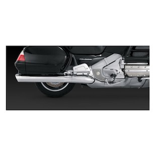 Vance & Hines GL Monster Slip On Exhaust for Gold Wing GL1800 2001-2012