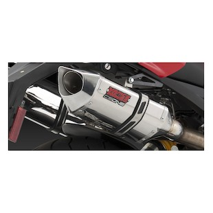 Vance & Hines CS One Dual Undertail Exhaust for Monster 696/1100/1100SS 2008-2010