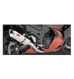 Vance & Hines CS One Dual Exhaust for Ninja ZX14 2008-2011