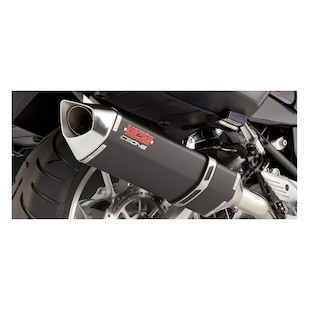 Vance Hines CS One Single Exhaust for Concours 1400 2009-2012