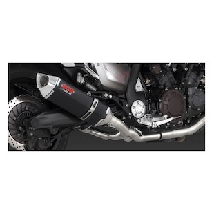 Vance & Hines CS One Dual Exhaust VMax 2009-2010
