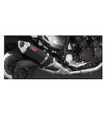 Vance & Hines CS One Dual Exhaust for VMax 2009-2010