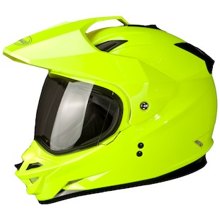 GMax GM11D Dual Sport Helmet - Solid (Size 2XL Only)