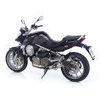 Leo Vince Factory EVO II Slip-On Exhaust Aprilia Mana 850 2007-2011