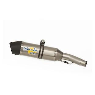 Leo Vince LV-One EVO II Slip-On Exhaust Honda CBR600RR 2007-2012