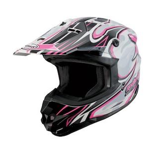 GMax GM76X Pink Ribbon Helmet