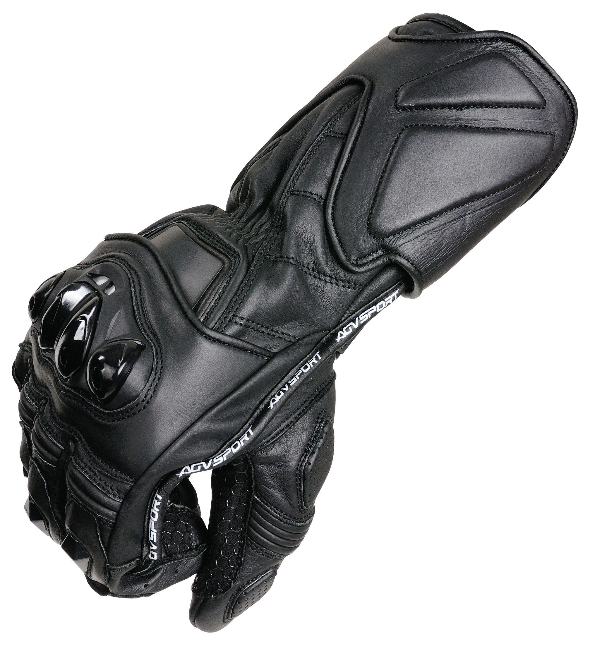 Leather gauntlet driving gloves - Leather Gauntlet Driving Gloves 22
