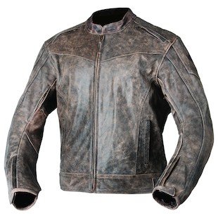 AGV Sport Element Vintage Leather Jacket