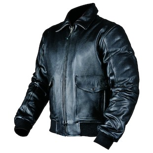 AGV Sport Bomber Leather Jacket
