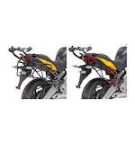 Givi PLXR450 Rapid Release Side Case Racks Kawasaki Versys 650 2010-2014