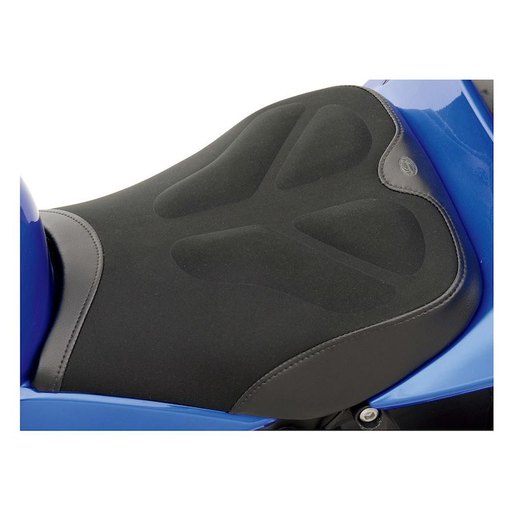 Saddlemen Gel-Channel Tech Seat Suzuki GSXR 1000 2009-2016