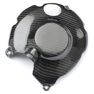 Leo Vince Carbon Fiber Clutch Cover Yamaha R6 2006-2013