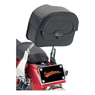 Saddlemen Express Cruis'n Sissy Bar Bag - Large